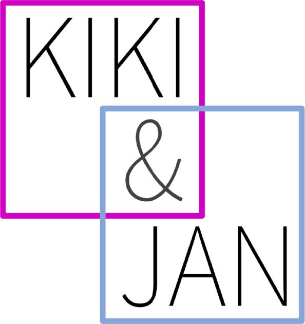 Kiki + Jan Logo